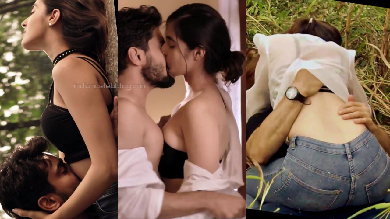 Simrat kaur tollywood hot liplock romance dirty hari pics hd caps