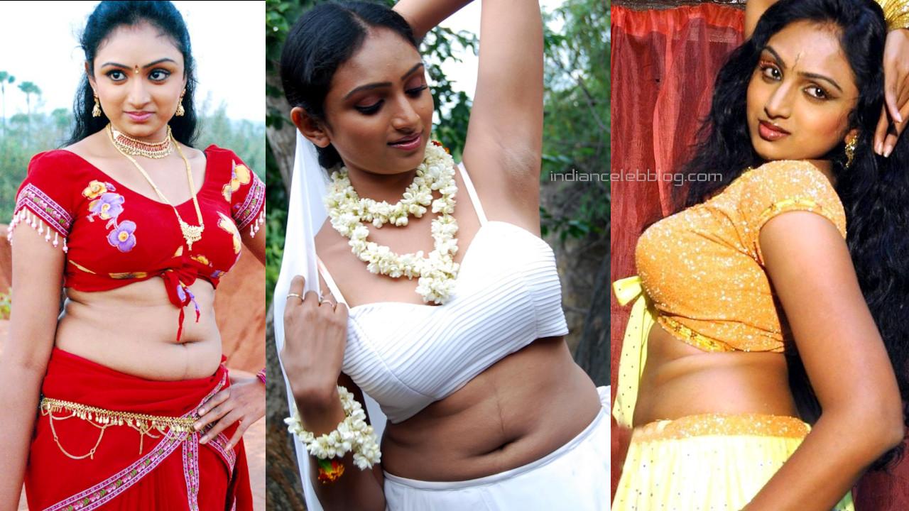 Waheeda south indian actress hot navel armpit show stills photo gallery