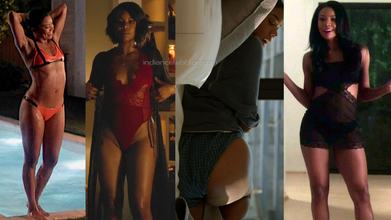 Gabrielle union being mary jane series sexy lingerie hd screencaps