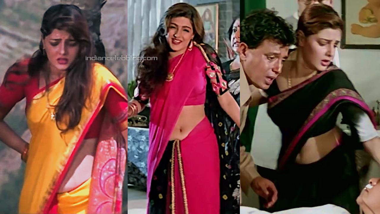 Mamta kulkarni sexy sari navel ahankaar bollywood pics captures