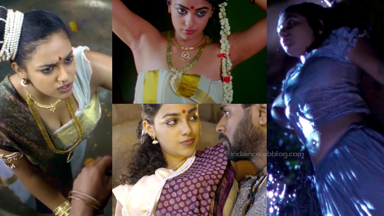 Nithya menon mallu actress hot armpits ravi varma movie pics hd caps