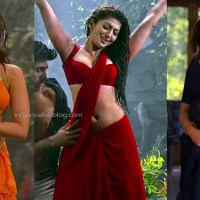 Pranitha subhash bollywood hungama 2 hot saree navel stills captures