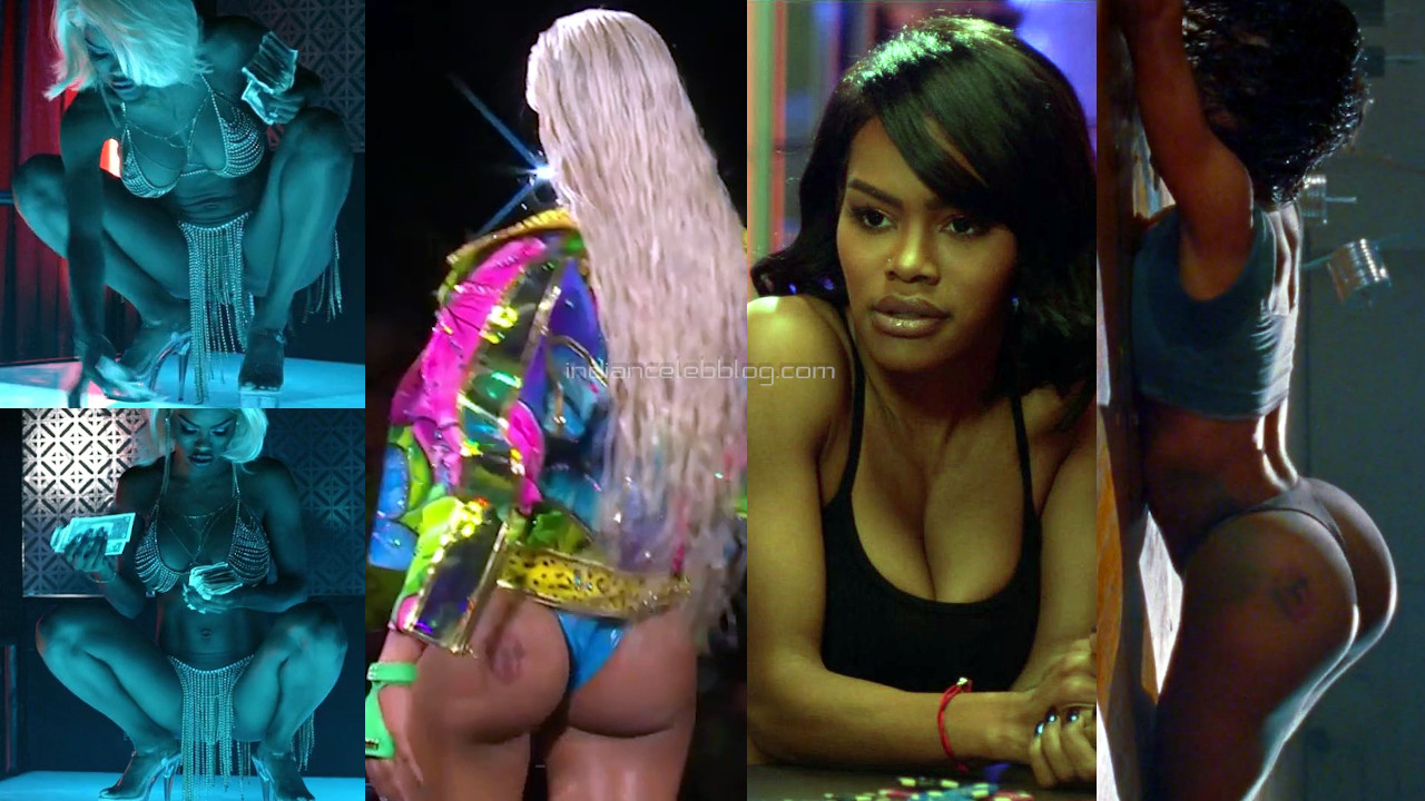 Teyana talylor sexy lingerie panty scenes photos hd screenshots