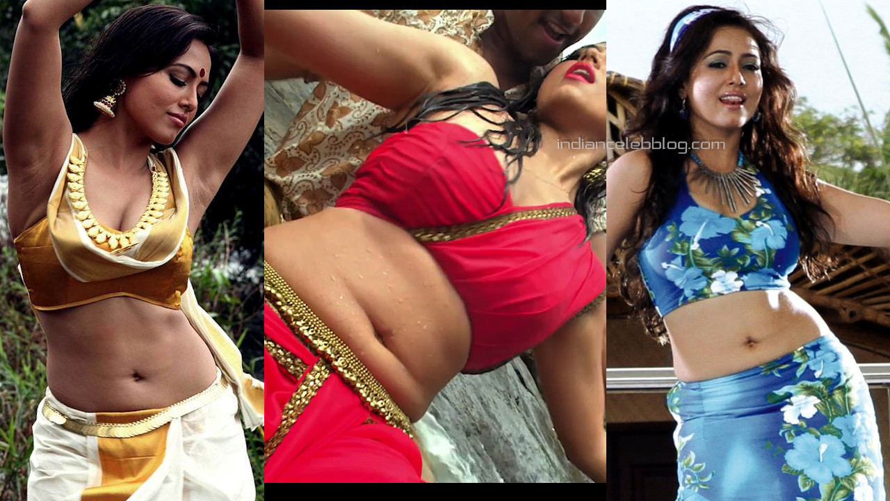 Sana khan climax malayalam film hot navel armpits show stills hd caps