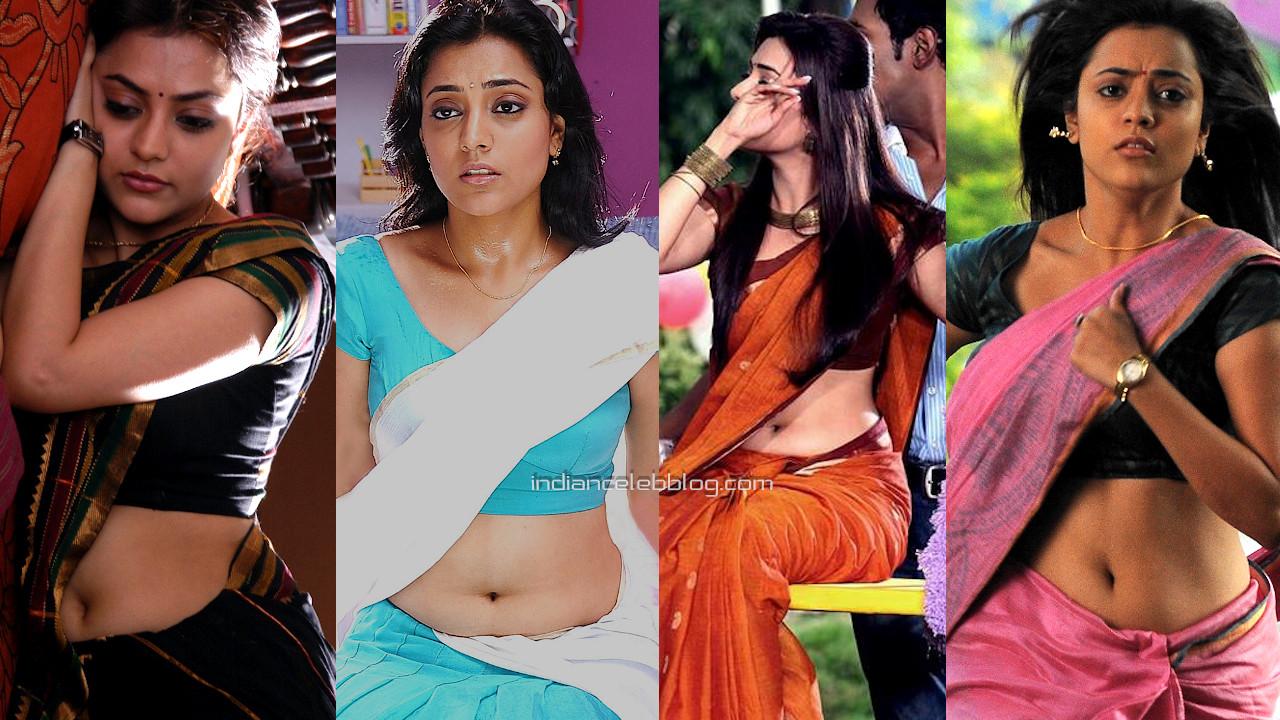 Nisha aggarwal telugu actress sexy saree navel show stills photos