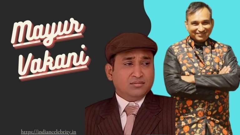 Mayur Vakani (Sundar Veera) Wiki, Age, Wife, Instagram, Family & More