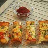 Bread Pizza - Shack Saturdays Special