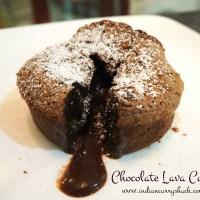 Chocolate Lava Cake - Shack Saturdays