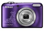 Nikon Coolpix L29 16.1 MP Point and Shoot Camera