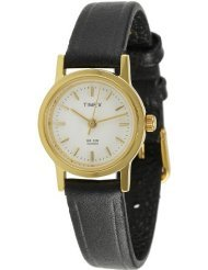 Timex Classics Analog White Dial Women's Watch