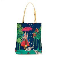 51aDEi+R6gL._AA200_India Circus Women's Tote Bag