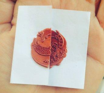 Madriguera sello