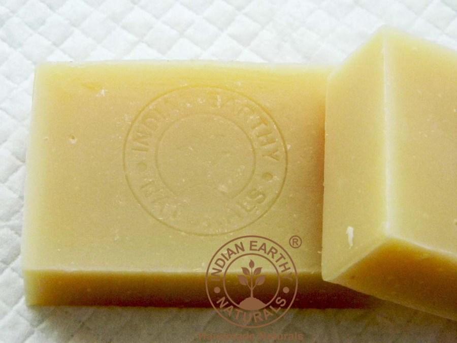 IEN® Vetiver & Cedarwood Organic Soap