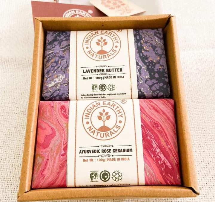 rose lavender organic soaps