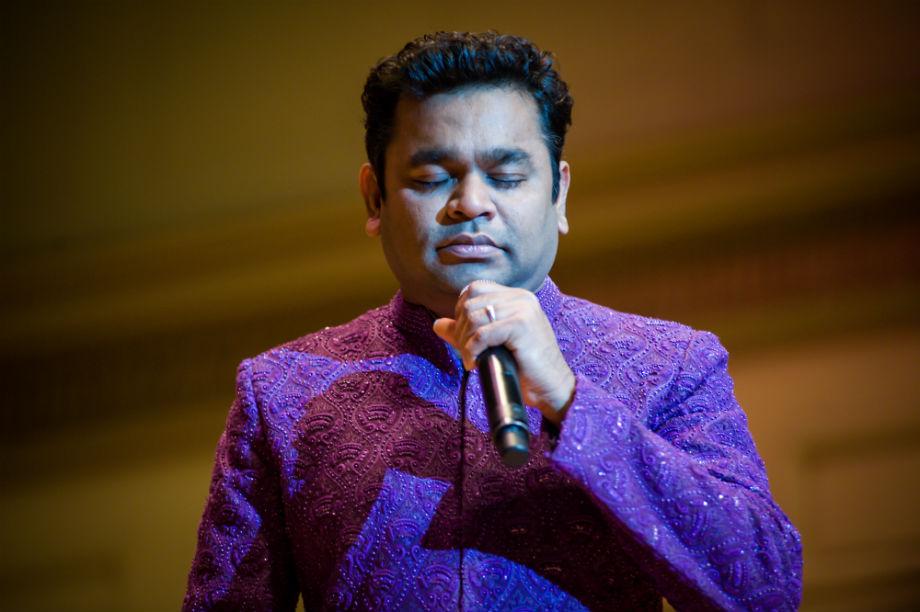 AR Rahman Photo Mike Ritter
