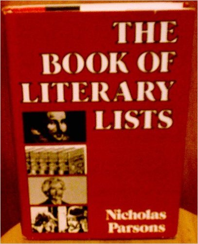 Book of Literary Artists