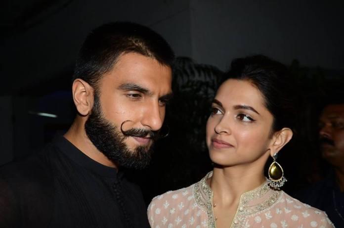 Ranveer Singh and Deepika Padukone (Photo: Bajirao Mastani)