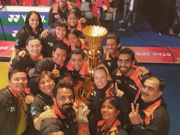 Delhi Acers Team