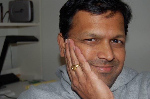 Art of Living Volunteer Ram Chelakara