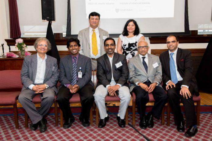 Symposium organizing team
