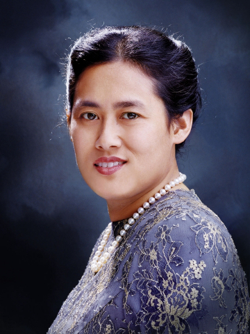Princess Maha Chakri Sirindhorn of Thailand