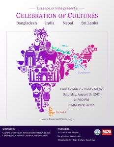 Essence Of India @ NARA PARK