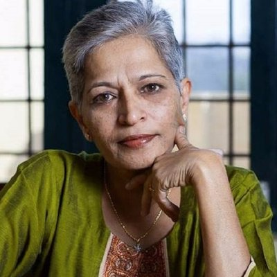 Journalist Gauri Lankesh's Killing Very Alarming: Mamata Banerjee