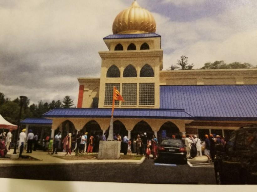 Gurdwara Sahib Sikh Study Circle - Sikh Temples - 1821 S ...