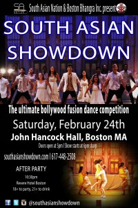 South Asian Showdown 2018 @ John Hancock Hall | Boston | Massachusetts | United States
