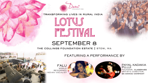 Lotus Festival @ The Collings Foundation Estate | Stow | Massachusetts | United States