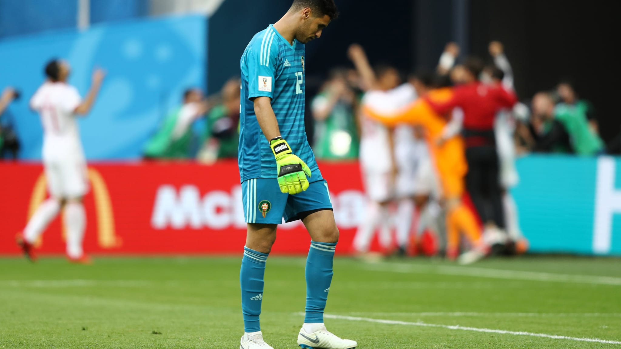 Spain's plan is to top the group by racking up the goals