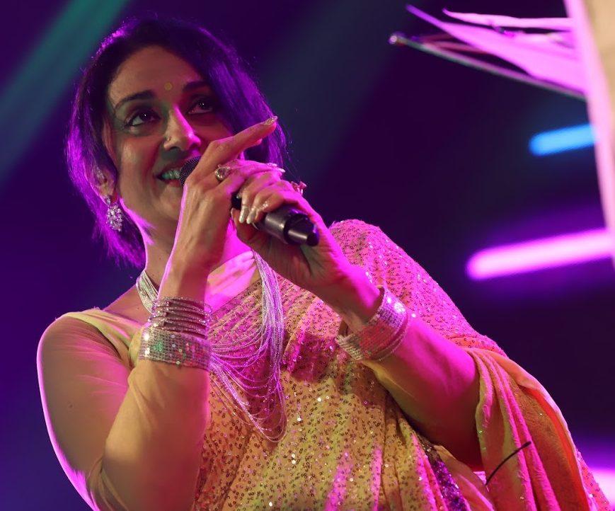 Indian American Singer Anuradha Palakurthi to Sing Live on Times of