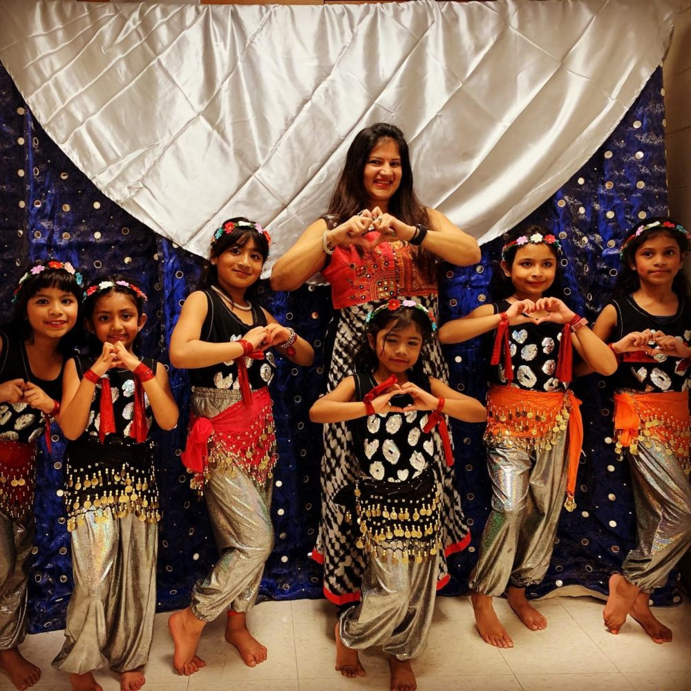 283c1a7c8 Nikita's Bollywood Dance Academy Presents Bollywood Medley at ...