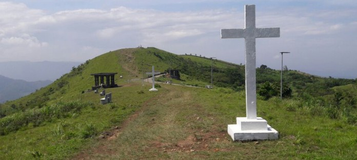 Religion vs Public Land is what haunts the Left government in Kerala now with all the tension at Panchalimedu in Idukki district over erecting wooden crosses in the tourist hill spot.