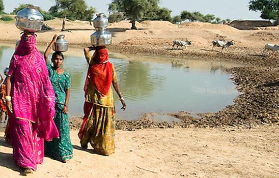 Water rural india