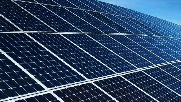 Solar panels kerala