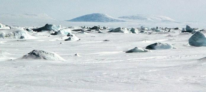Arctic pole geethu