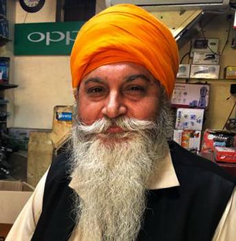 Mohinder Singh, Inderjit Singh