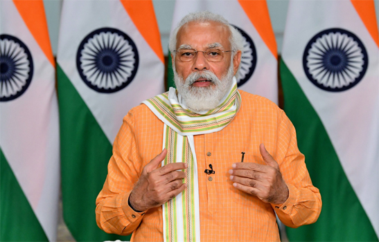 Second Covid wave has shaken India; Modi