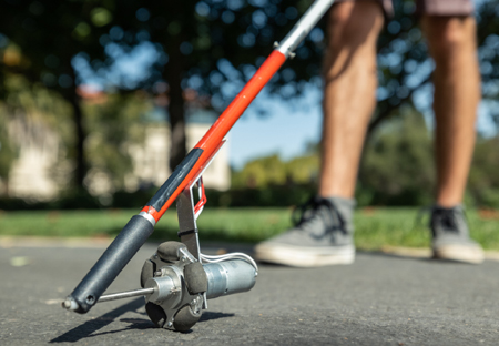 Smart White Cane For a Cheap Price