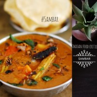 20 Sambar Recipes | Restaurant Style Sambhar Recipes| 4.50/5.0