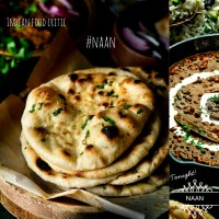 13 Naan Recipes | Indian Naan Bread Recipes | 4.50/5.0