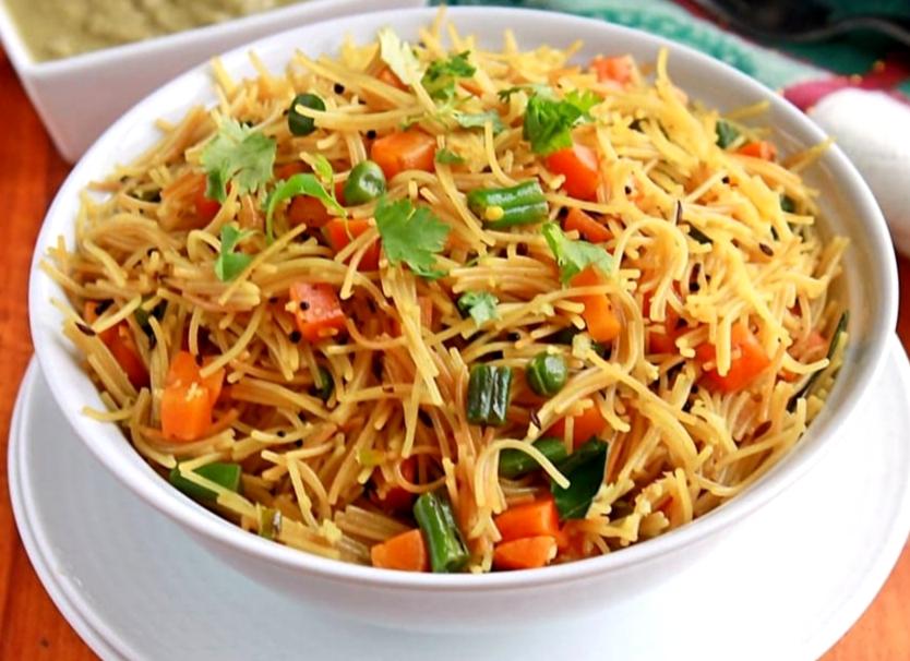 How to make Semiya Upma? | Sevaiyan | Sevia | Sevai | Semia Upma Recipe | 10 different recipes! | 4.75/5.0