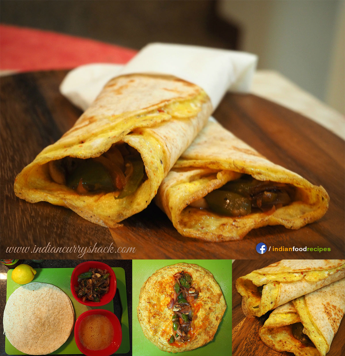 Egg Roll recipe step by step