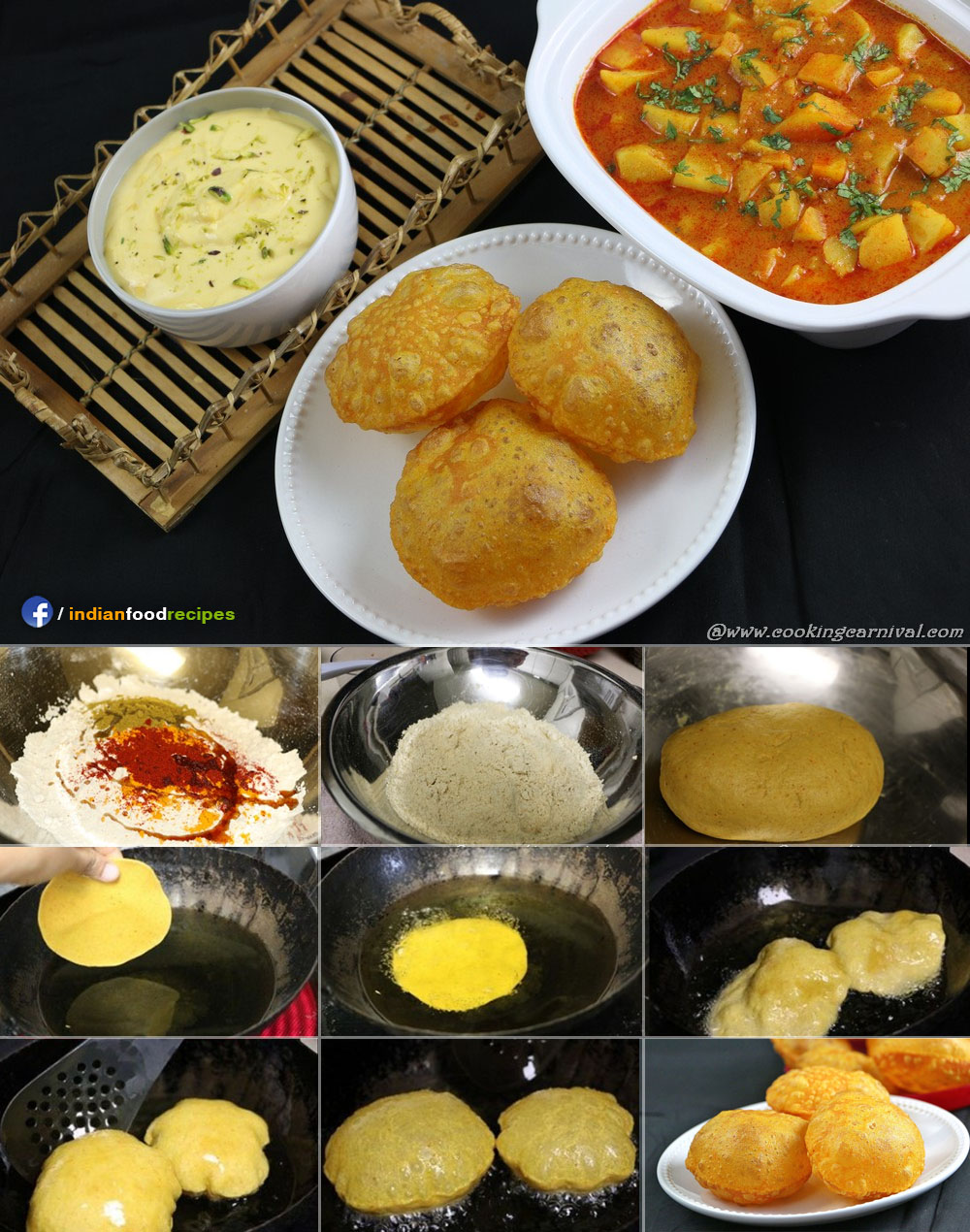 Masala Puri recipe step by step