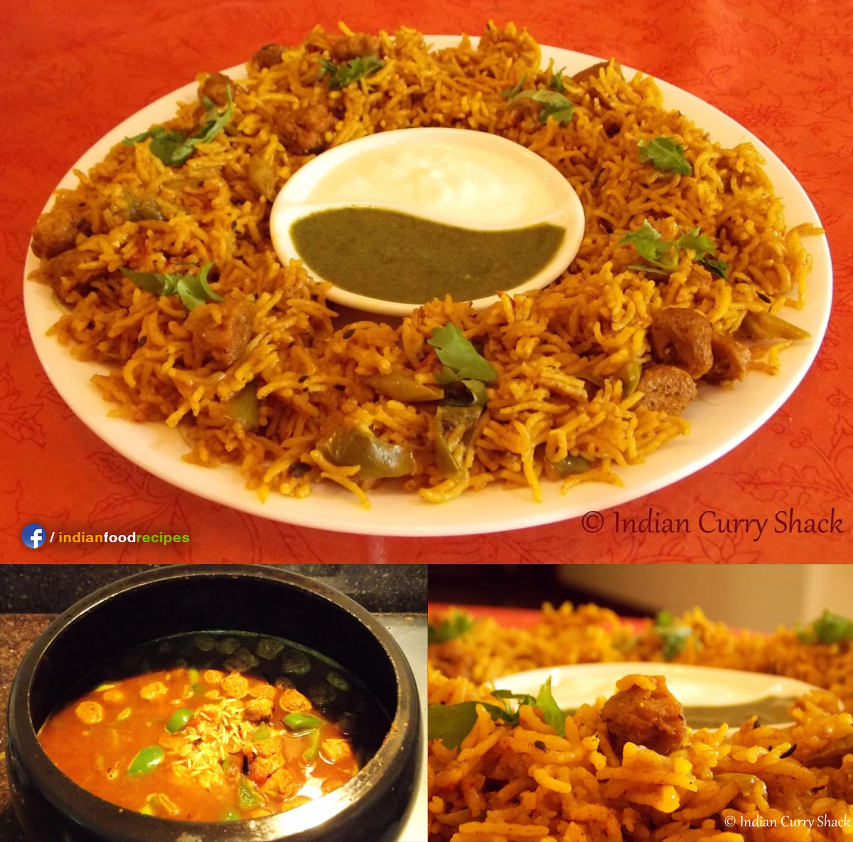 Tehri (Masala Rice) recipe step by step