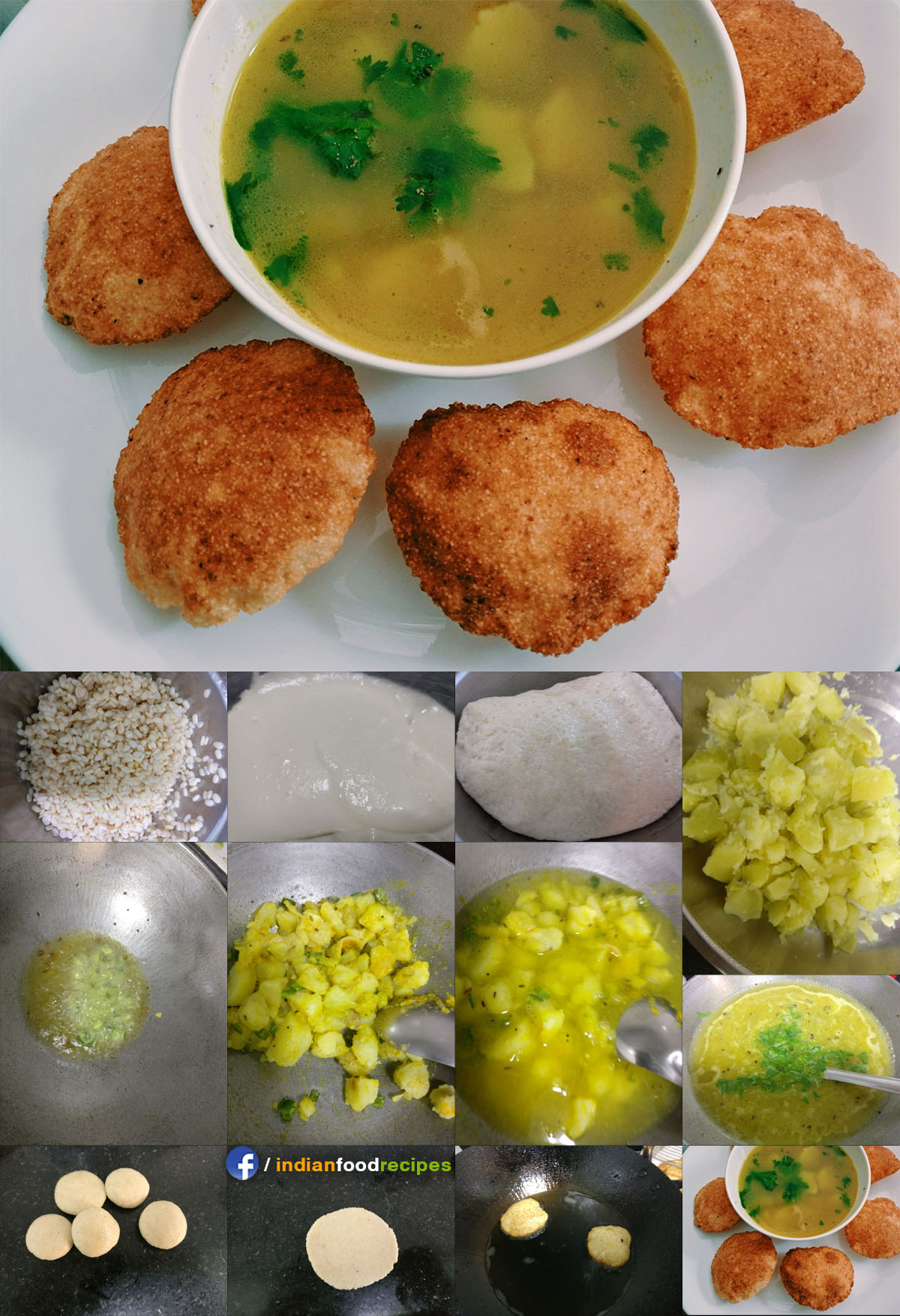Puchka Puri recipe step by step