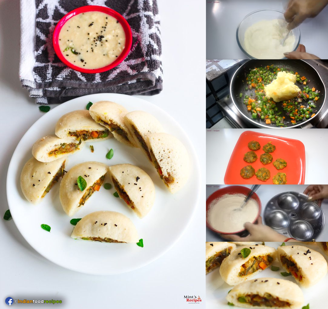 Rava Suji ki Idli recipe step by step