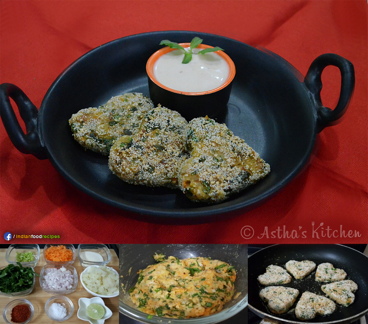 Roti Cutlet recipe step by step