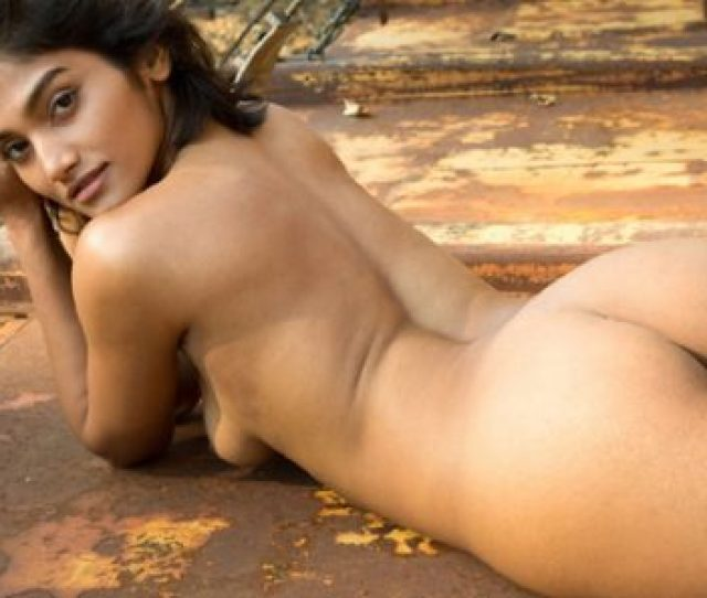 Nude Indian Girl Sex Posing Outdoor
